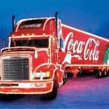 coca cola LKW