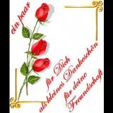 dankeschön für freundschaft