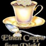 einen cappu für dich