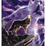 Fantasie-Wolf