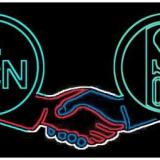 Freundschaft FCN und Schalke