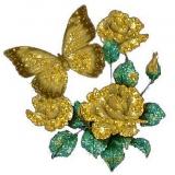 goldene rose
