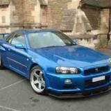 GTR R34 Mossi