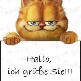 Hallo, ich grüße Sie!!!