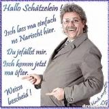 hallo schätzelein