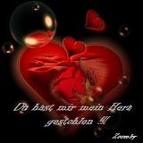 Herz gestohlen