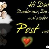 Hi Du.....