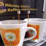 Kaffee Einladung