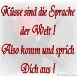 küsse sind die sprache
