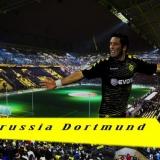 Lucas Barrios Borussia Dortmund 09