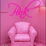 My life is pink