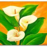 netten Blumengruß