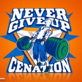 never give up john cena