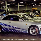 Nissan Skyline 2F2F