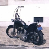 Panhead by bo