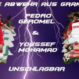 Pedro Geromel & Youssef Mohamad