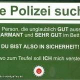 polizei sucht
