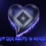 Raute im Herzen