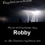 Robby my ABF