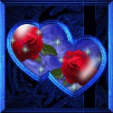 rosen in herzen
