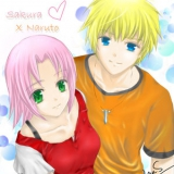 saku and naru