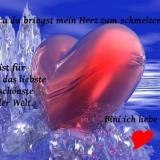 schmelzendes Herz