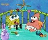 spongebob udn patrick