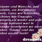 träume sind wünsche