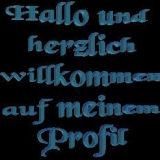willkommen auf meinem profil