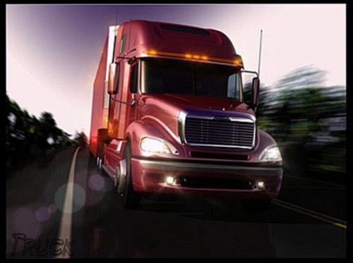 Truck Grüße