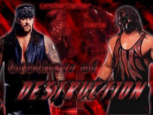 undertaker und kane