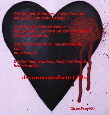 Unerwiederte Liebe!