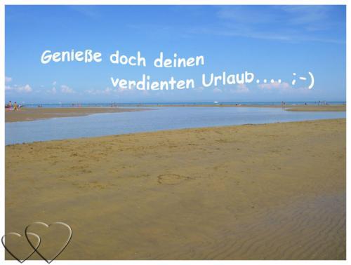 Urlaub genie en kostenlose g stebuchbilder - Spruch urlaub ...