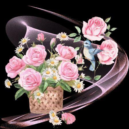 vögelchen+rosenstrauch