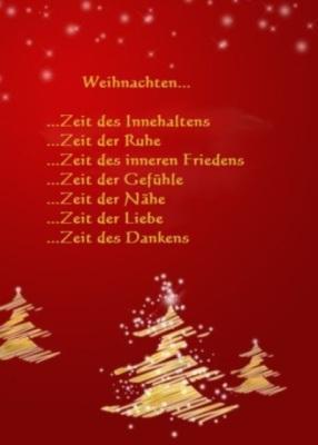 Weihnachten...