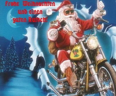 Weihnachtsmopped