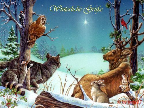 Winterlche Grüße