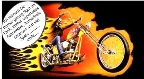 Wünsche für Biker